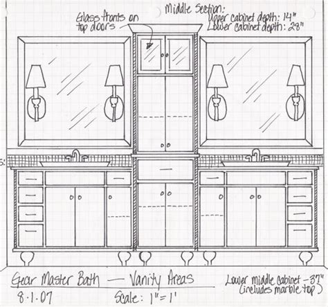 Draw Bathroom Plans How To Draw In The Bathroom