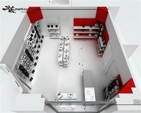 arredamenti fano negozi arredamento fano progetto negozio telefonia
