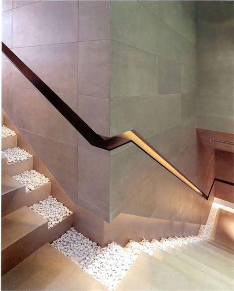 corrimano design illuminazione per scale interne 30 idee originali con