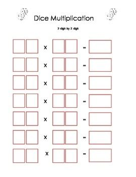 printable multiplication dice games 1000 images about pe math on pinterest 2nd grade math