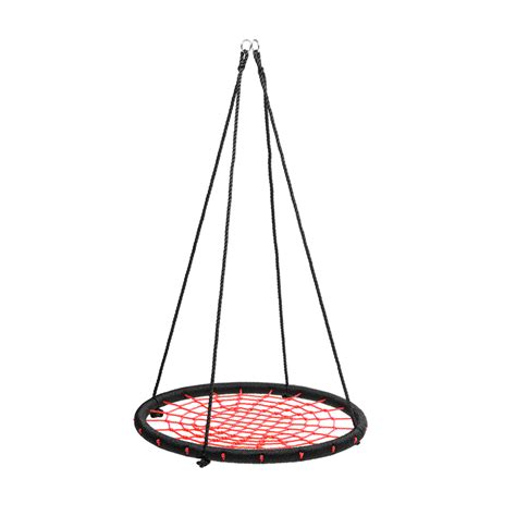 swing net swing slide climb 112cm black net swing playground component