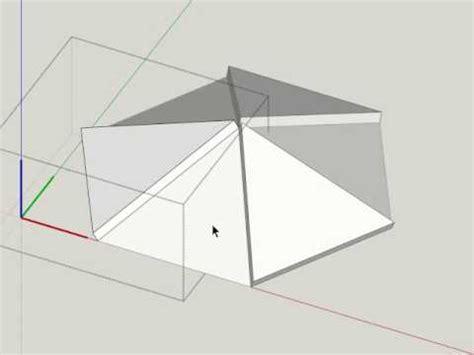 tile pattern sketchup hexagonal acoustic tile pattern using sketchup youtube