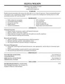 resume for accounting jobs exles of hyperbole entry level staff accountant resume exles best