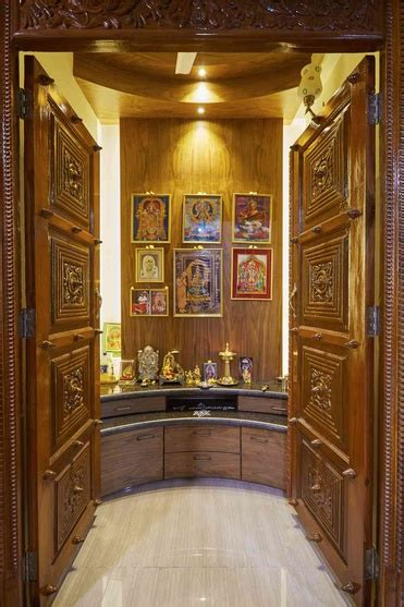 Modern Interiors For Homes by Best Colour For Pooja Room Color Combination Puja Room