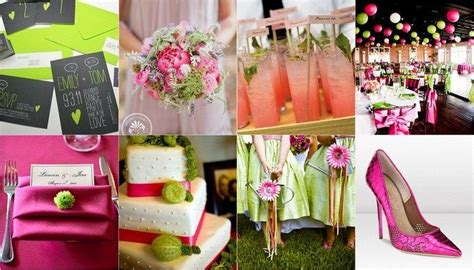399 best images about pink lime wedding on