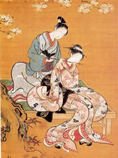 the japanese lover yang guifei the emperor
