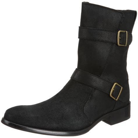 cole haan boots mens cole haan mens air liam boot in black for lyst
