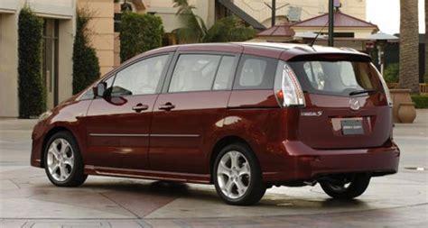 most fuel efficient vansminivans of 2014 mazda mazda5 kelley blue mazda5 minivan syndication