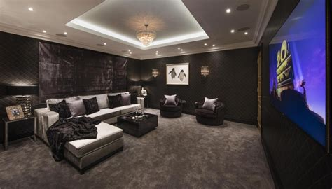 Country Homes And Interiors Uk by 6 Homes With Spectacular Cinema Rooms Property News