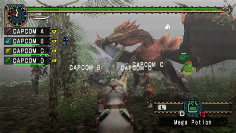 emuparadise monster hunter monster hunter freedom unite usa iso