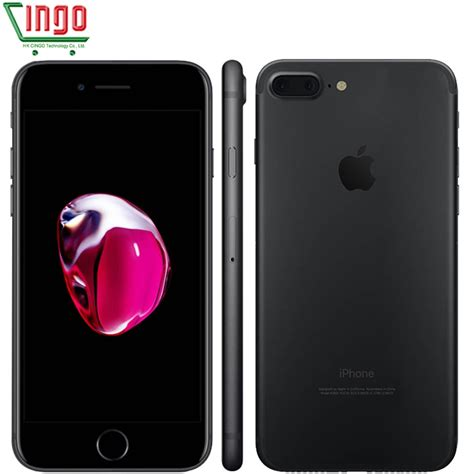 apple iphone 7 plus 3gb ram 32 128gb 256gb ios 10 cell phone lte 12 0mp apple