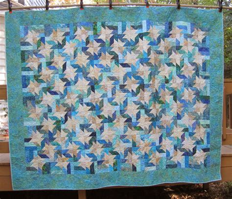 Seashell Quilt Pattern by The Patriotic Quilter A Big Reveal