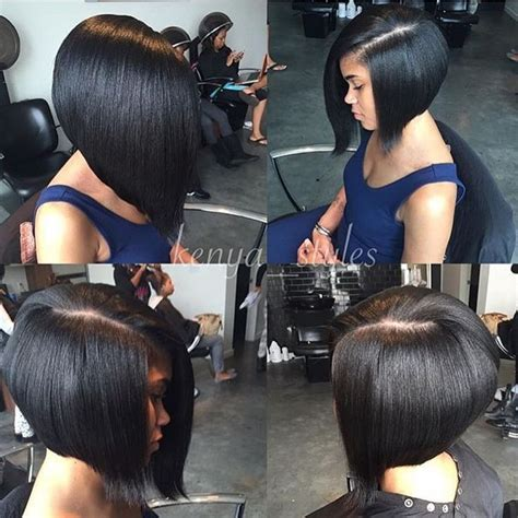 precision cut style hairbyuno voiceofhair voiceofhair 987 best images about bobs on pinterest deep side part