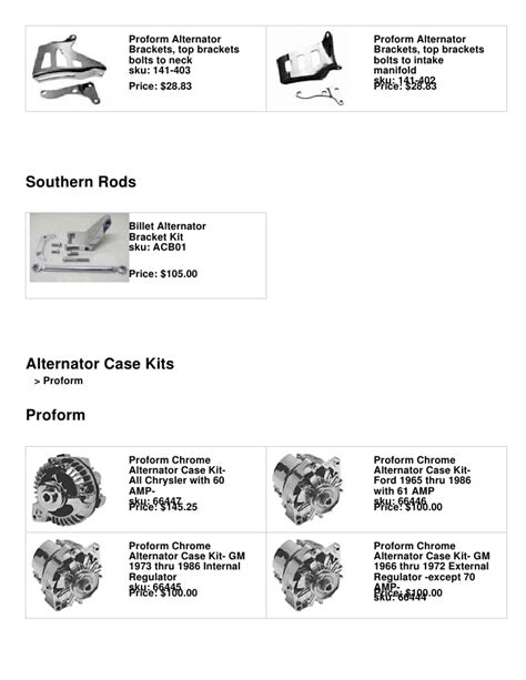proform alternator wiring diagram image collections