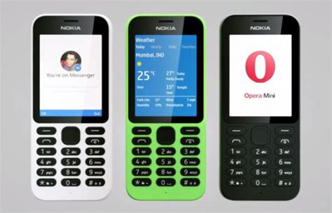 nokia new phones 2015 microsoft s nokia 215 is a 29 internet connected phone