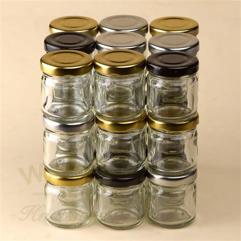 cheap jars 41ml mini jam jar bargain pack cheap and fast delivery