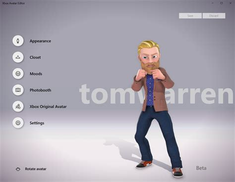 microsoft s new xbox avatars now available for windows 10