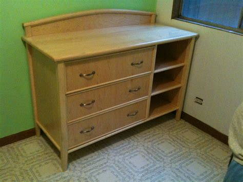Recent Projects Changing Table Dresser And Baby Bed New Using Dresser As Changing Table