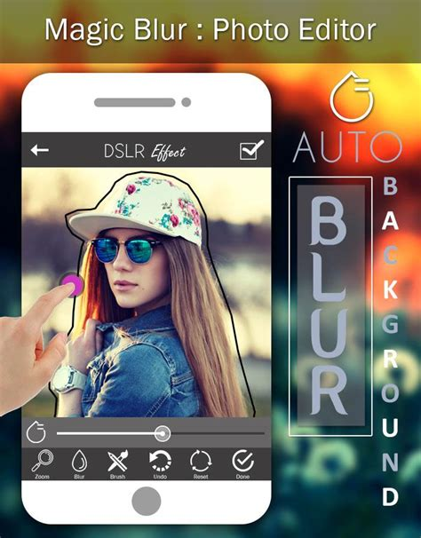 photo editor blur background auto blur background editor android apps on play