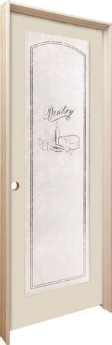 Prehung Pantry Door by Mastercraft 174 32 Quot X 80 Quot Primed Pantry Lite Prehung Interior Door Right Swing Into Pantry At