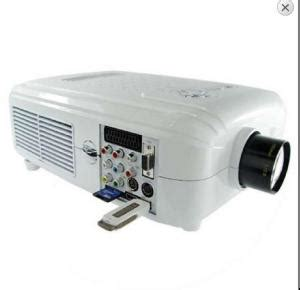 Tv Tuner Untuk Projector hd home theatre projector met dvb t usb card reader