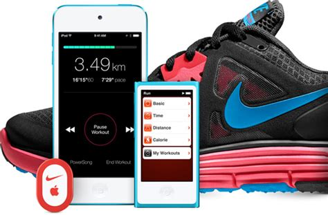 Nike To Roll Out Ipod Nano Integration On All Shoes By End Of Year apple canada run or workout with nike ipod