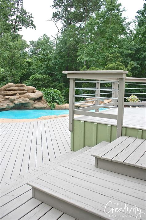 backyard deck photos best paints to use on decks and exterior wood features