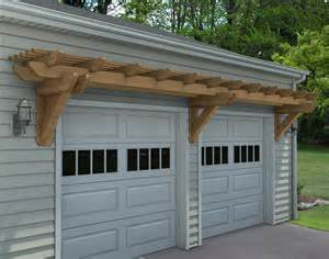 Eyebrow Pergola Plans by Rough Cut Cedar Eyebrow Breeze Wall Mount Pergolas