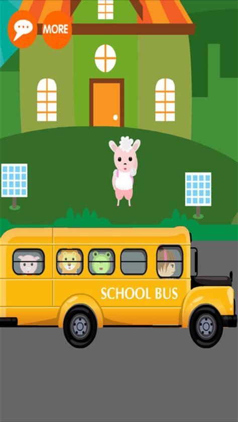 bysabys bys a bys baby go to school school bus by robert boyd app