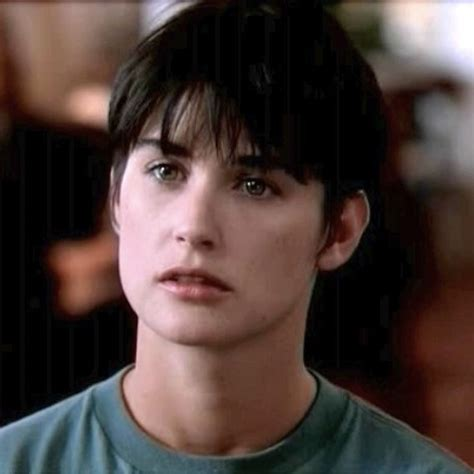 demi moore ghost haircut demi moore short hairstyle in ghost best hair style