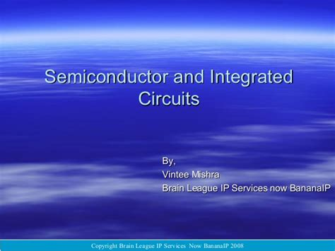 semiconductor integrated circuits layout design act 2000 ppt semiconductors presentation on semiconductor and