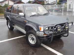 Toyota Up 1994 1994 Toyota Hilux Up Pictures For Sale