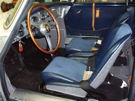 outlaw porsche interior emory built porsche 356 outlaw gs coupe bring a trailer