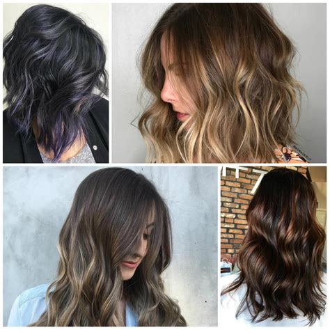 best hair color ideas trends in 2017 2018 page 2 hair color highlights hair highlights best hair color