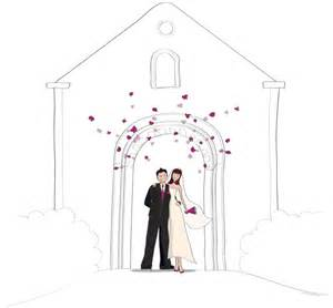 modã le livret de messe mariage gold wedding rings illustration mariage livret messe
