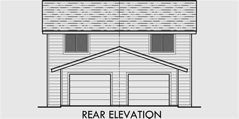 narrow lot house plans with rear garage house plans narrow lot rear entry garage
