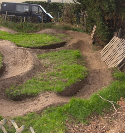 Backyard Pumptrack by Backyard Track Search Punptrack Trail