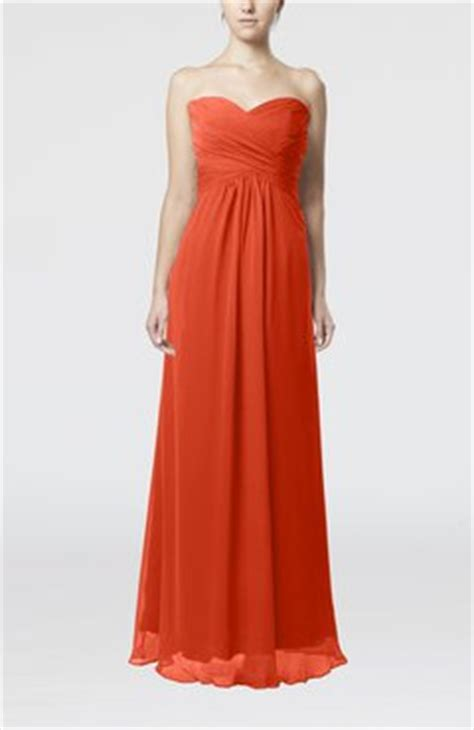 persimmon color dress persimmon color bridesmaid dresses uwdress