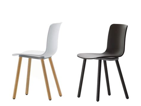 Vitra Hal Wood Chair Design Classic By Jasper Morrison Vitra Dining Chair