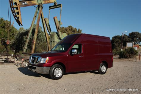 nissan cargo 2012 2012 nissan nv 3500 quot high top quot cargo exterior rear 3