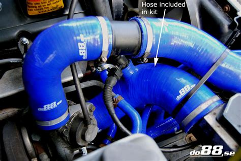 volvo  turbo   intake hose     withou