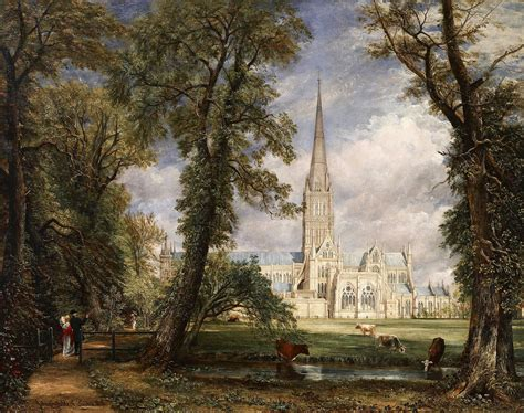 by john constable salisbury cathedral frick collection elsewhere