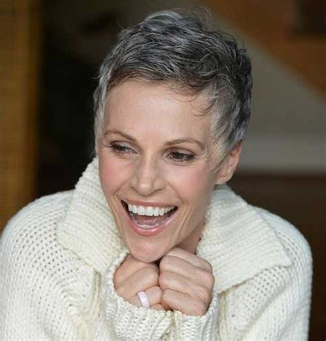 very short haircuts for hispanic women over 50 very stylish short haircuts for women over 50 short