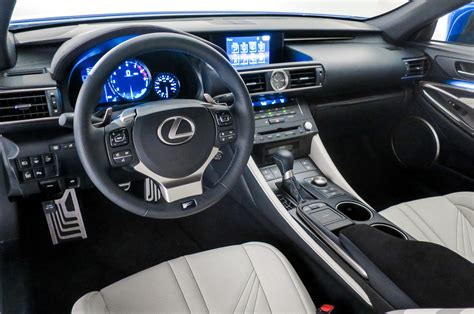 lexus rc interior 2015 lexus rc f interior photo 27