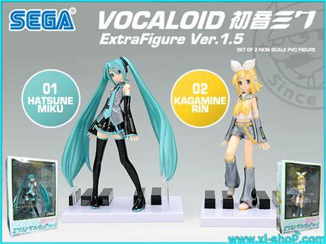 Pvc Sega Figure Vocaloid Ver 1 5 Hatsune Miku 1 sega vocaloid figure ver 1 5 hatsune miku
