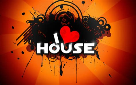 house music wallpaper i love house music