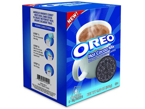 Oreo Cocoa Mix Drink by A Mug Of Oreo Flavored Cocoa Could Be In Your Future