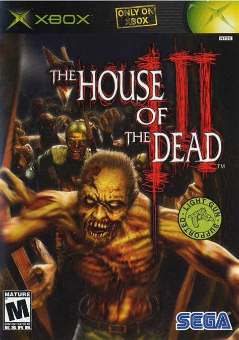 house of the dead 3 house of the dead 3 xbox