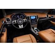 2011 Jeep Grand Cherokee Interior Photo 2