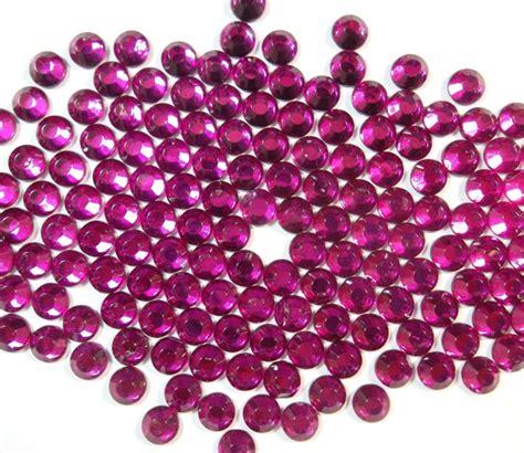 Cape Brukat Glitter Gold 1 hotfix strasssteine glas fuchsia strass 2880stk
